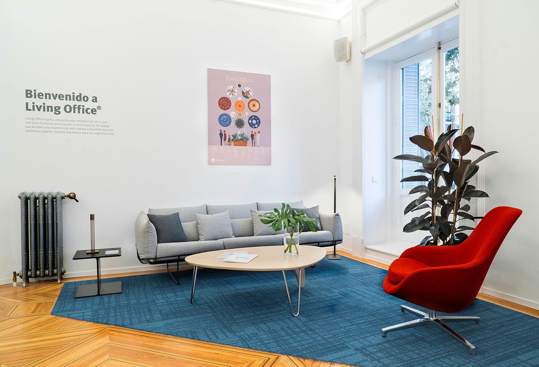 Bienvenido al primer showroom de Herman Miller en España