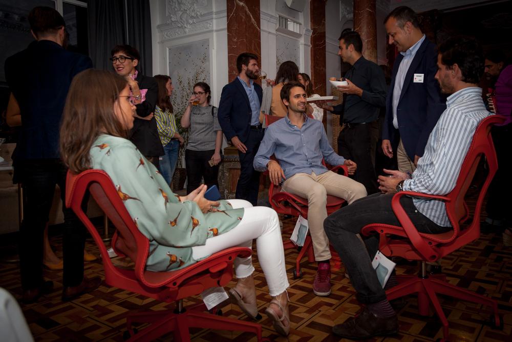 Wellbeing en espacios de trabajo y celebración de la semana de la arquitectura 2018