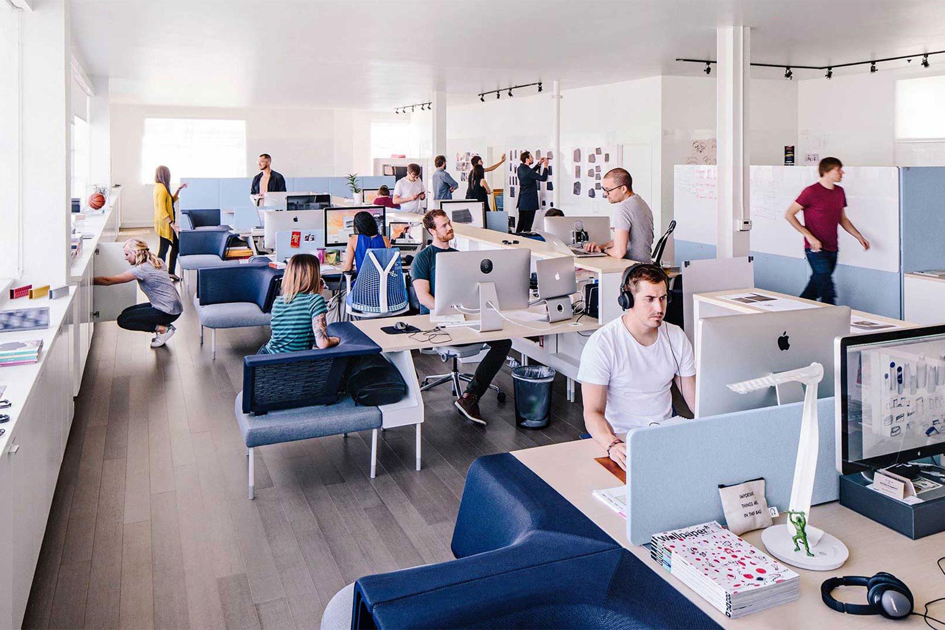 La calidad Herman Miller en sus nuevas oficinas a través de nuestro programa de Renting