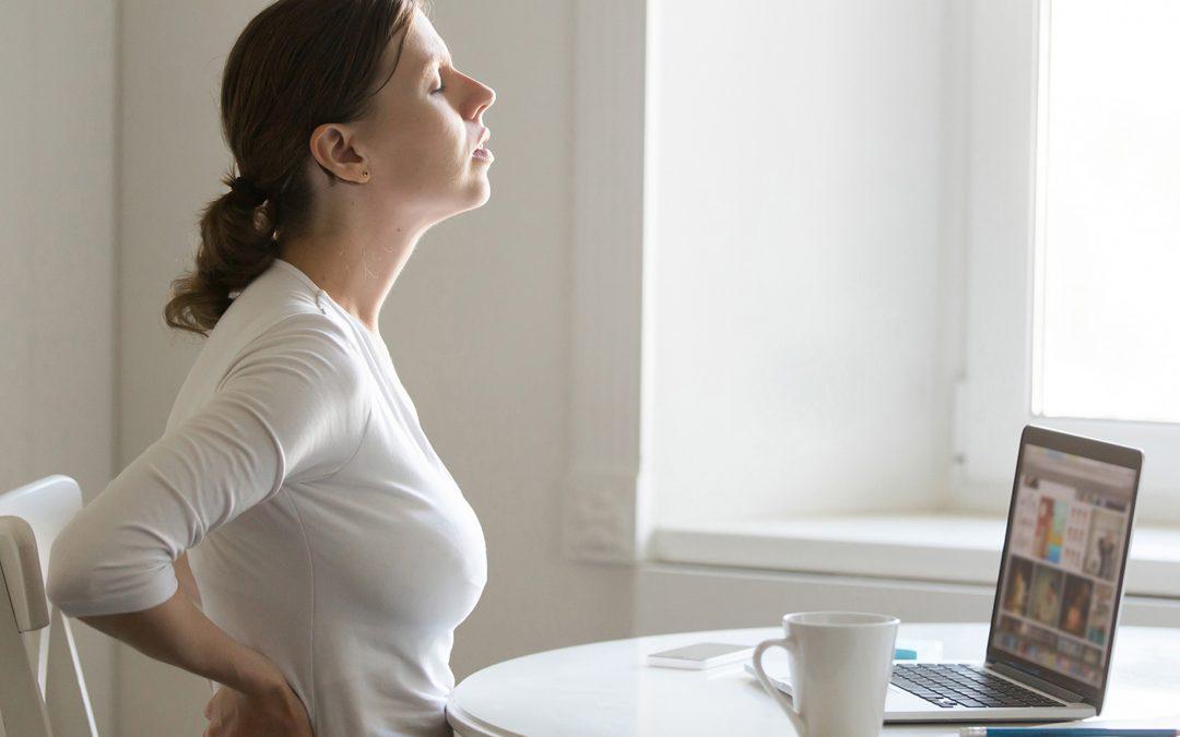 La importancia de sentarse bien, para sentirse mejor